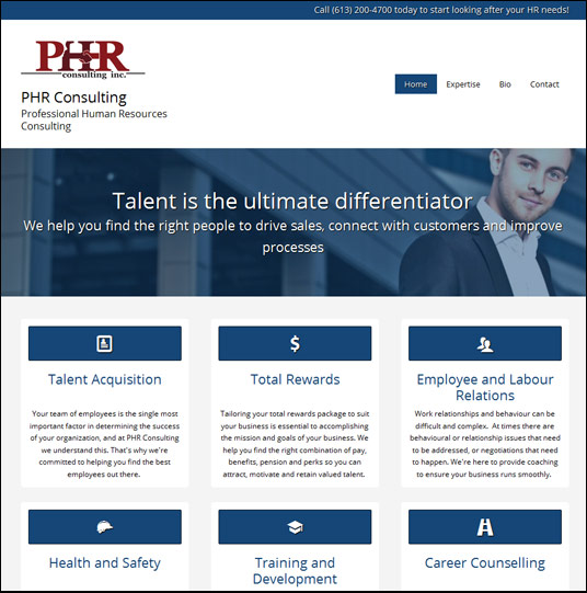 PHR Consulting Professional Human Resources Consulting